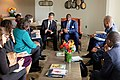 Deputy Secretary Blinken, Assistant Secretary Greenfield Meet With Senegalese President Sall in New York City (21580800110).jpg