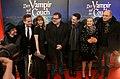 Der Vampir auf der Couch Premiere Wien 09 David Bennent Dominic Oley Cornelia Ivancan David Rühm Tobias Moretti Erni Mangold Karl Fischer.jpg