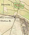 Derwitz Urmesstischblatt 3542 Groß Kreutz 3642 Lehnin 1839 combined.jpg