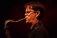 Deutsches Jazzfestival 2013 - Donny McCaslin casting for gravity - Donny McCaslin - 02.JPG