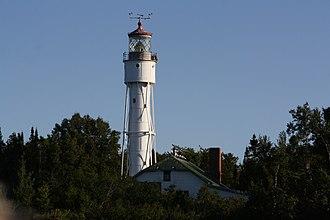 Devils Island (Wisconsin) - Lighthouse