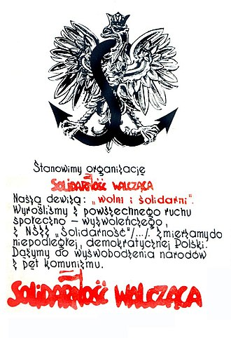 Wrocław - Fighting Solidarity logo