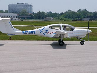 Diamond DA40 - Diamond Star DA40 FP Fixed Pitch variant