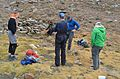 Dibyendu Nandi with the British and American climbers WTK20150920-DSC 4367.jpg