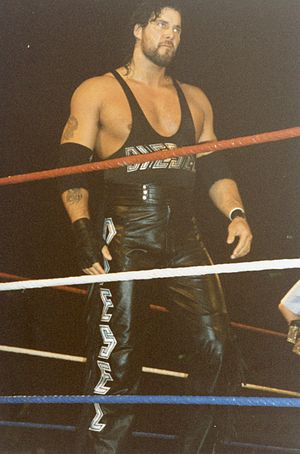 Kevin Nash - Nash (as Diesel) in 1994