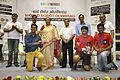 Dignitaries with Prize Winners - Valedictory Session - Indian National Championship - WRO - Kolkata 2016-10-23 9061.JPG