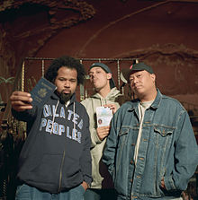 Dilated Peoples in 2001
