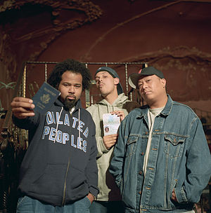 Dilated Peoples - Dilated Peoples in 2001
