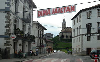 Dima, Spain Municipality in Basque Country, Spain