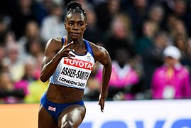 Image illustrative de l'article Dina Asher-Smith
