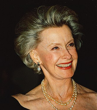 Dina Merrill - Merrill in 1999