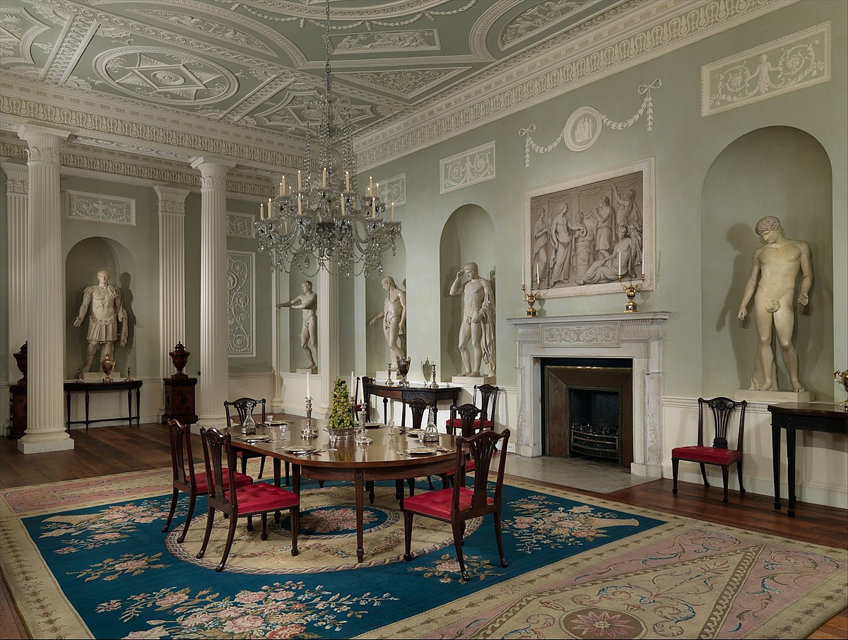 File Dining Room From Lansdowne House