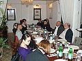 Dinner with Yossi Vardi.JPG