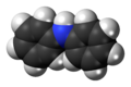 Diphenylamine 3D spacefill.png