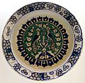 Dish from Iznik, Turkey, c. 1590, Doris Duke Foundation for Islamic Art 48.31.JPG