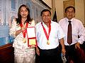 Distinguen a vicepresidenta Congresista Marisol Espinoza (6779755302).jpg