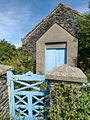 Disused chapel, Ballaugh. Isle of Man. - geograph.org.uk - 47413.jpg