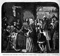 Doña Isabel la Católica visita en Loja a los heridos y enfermos, de Eusebio Valldeperas.jpg