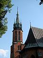 Dołhobyczów - kościół pw. Matki Boskiej Częstochowskiej - detal (03).jpg