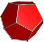 Tetartoid 0% (Regular Dodecahedron)