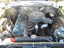 chrysler slant 6 engine slant six in a dodge challenger