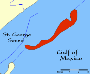 Dog Island Florida Map.Dog Island Florida Wikipedia
