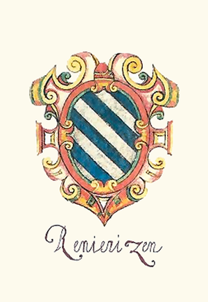 Reniero Zeno - Coat of Arms of Reniero Zeno.