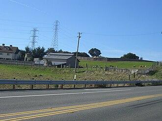 Elkhorn, California - Image: Dolan Road