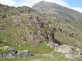 Dolerite intrusion - geograph.org.uk - 1373107.jpg