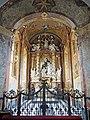 Dom zu Oliva altar with St. John of Nepomuk.JPG