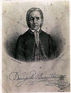 Domingo de Basavilbaso Argentinian businessperson (1709-1775)
