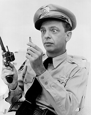 Confused deputy problem - Prototypical confused deputy Barney Fife