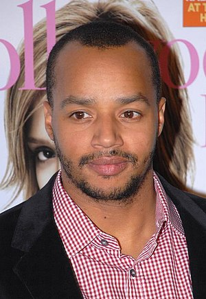 Scrubs (TV series) - The ninth season's new characters were heavily criticized. However, the performances of original cast members (including Donald Faison, pictured) were praised.