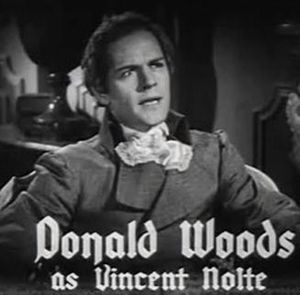 Donald Woods (actor) - Woods in Anthony Adverse (1936)