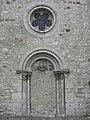 Donnemarie-Dontilly (77) Église N.D. Portail occidental 11.JPG