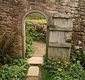 Doorway, Snowshill Manor Gardens - geograph.org.uk - 1567339.jpg