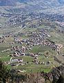 Dorf Tirol (Südtirol) von oben.JPG
