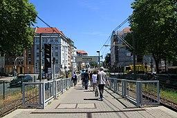Dortmund - Mallinckrodtstraße + Haltestelle Hafen 01 ies