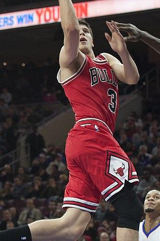 Doug McDermott - McDermott with the Chicago Bulls in November 2014