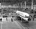 Douglas DC-9 prototype under construction.jpg