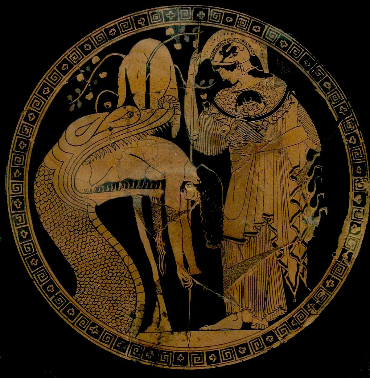 Ancient Medieval Literature: List Of Dragons In Literature
