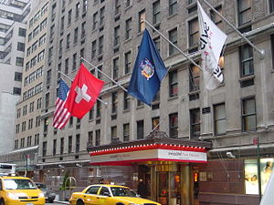 Regency Hotel New York