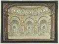 Drawing, Stage Design- Oval Hall and Arcades, ca. 1774 (CH 18547039).jpg