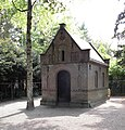 Driebergen-Rijsenburg - Baarhuisje begraafplaats Drieklinken RM509784.JPG