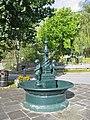 Drinking fountain St Arvans - geograph.org.uk - 272620.jpg