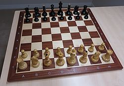 Dubrovnik Chess Set