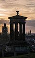 Dugald Stewart Monument - Evening Sky.jpg