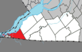 Dundee Quebec location diagram.PNG