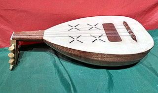 Cobza Multi-stringed instrument