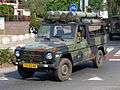 Dutch army Mercedes Benz MB 290 GD, Bridgehead 2011 pic1.JPG
